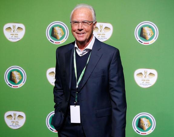 Кајзер Франц жели и тражи дијалог ФИФА-е и УЕФА-е!