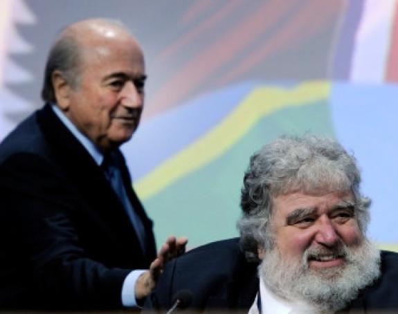Čovjek koji je ''cinkario'' FIFA-u - Čak Blejzer!