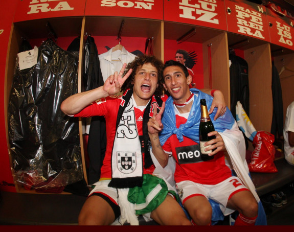 David Luiz zove Di Mariju u PSŽ?!