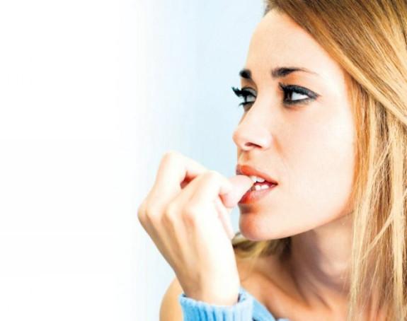 Pet načina da prestanete da grickate nokte
