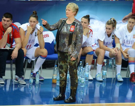 EP - Marina: Moraćemo timski na Slovakinje!