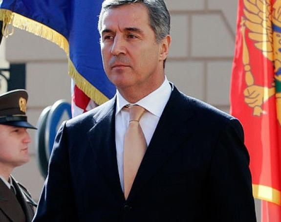Optužnica zbog prijetnji Đukanoviću