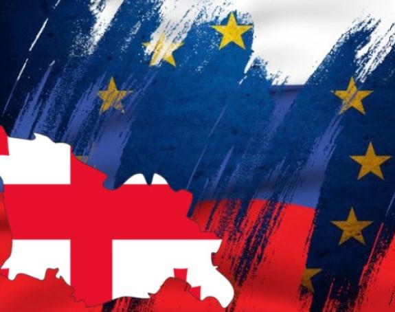 Više od polovine Gruzijaca ne želi u EU