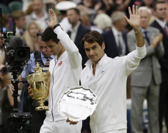 Rodžer: Novak će biti među najboljima u istoriji!