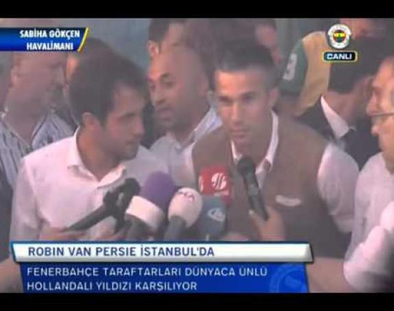 Video - Ludnica u Istanbulu: Stigao Van Persi!