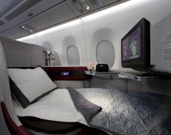 Novi avioni Katar ervejza kao hoteli