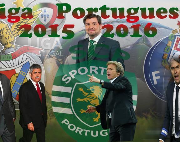 Počela portugalska Primeira liga: Vječita priča utroje!