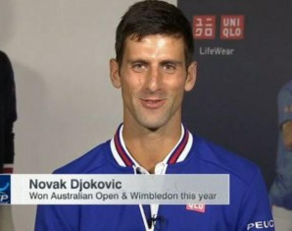 Novak voli duele sa Rafom i Rodžerom!