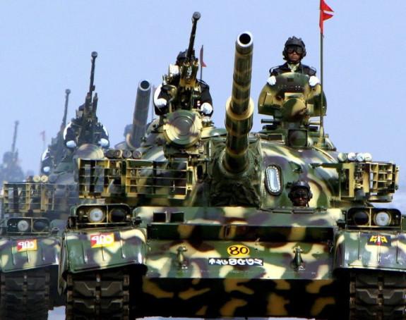 Sve spremno za vojnu paradu u Pekingu