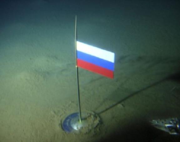 Putin pobjeđuje Obamu u borbi za Arktik