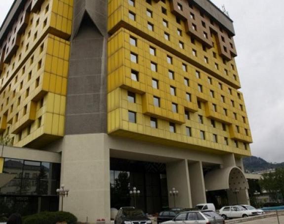 """SIPA pretresa hotel """"Holiday"""" u Sarajevu"""