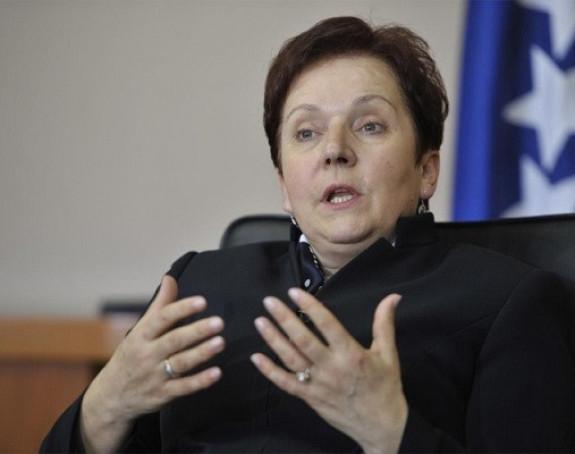 Marina Pendeš se izjasnila da nije kriva