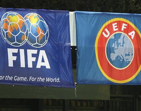 Smiješno i tužno šta se dešava u UEFA i FIFA!