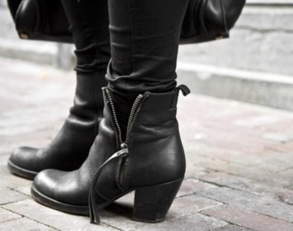 Kako da proširite kožne cipele