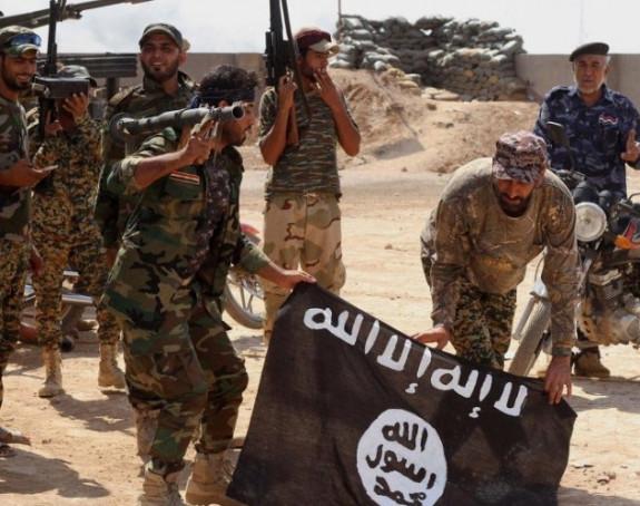 Američki padobrani nađeni kod terorista