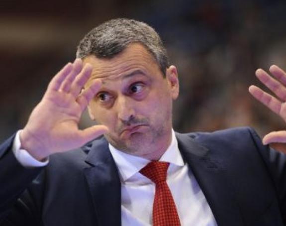 Dejan Radonjić: Ostavka? Nisam razumio pitanje!
