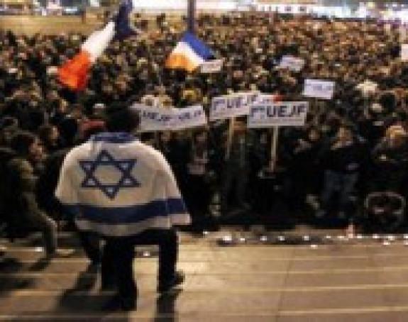 Novi napadi na Jevreje
