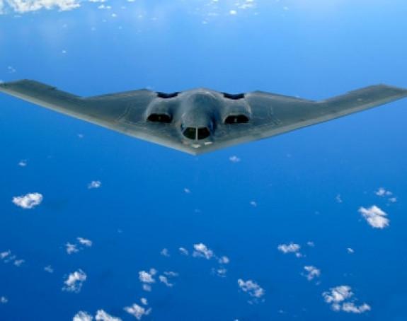 """Nevidljivi"" bombarderi nad Južnom Korejom"