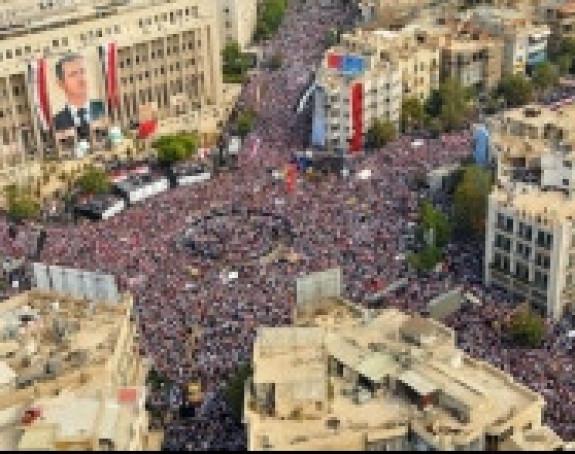 Opozicioni Nacionalni savet poziva Sirijce na protest