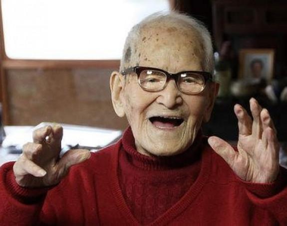 Najstariji čovjek na svijetu danas slavi 116. rođendan