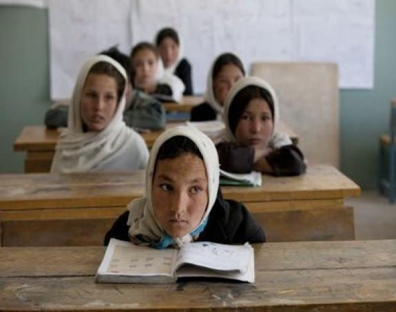 200 djevojčica u Avganistanu otrovano plinom
