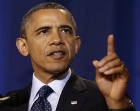 Obama ne predviđa slanje američkih vojnika u Siriju