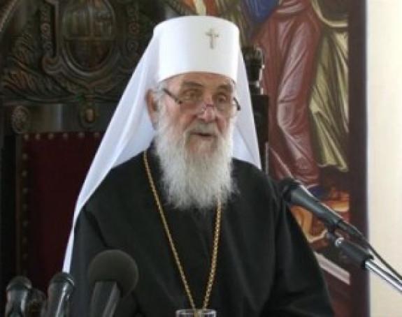Patrijarh: Grigorijev istup nije stav crkve