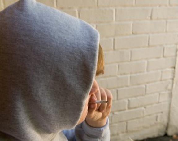 Bijeljina: Maloljetnici pušili marihuanu