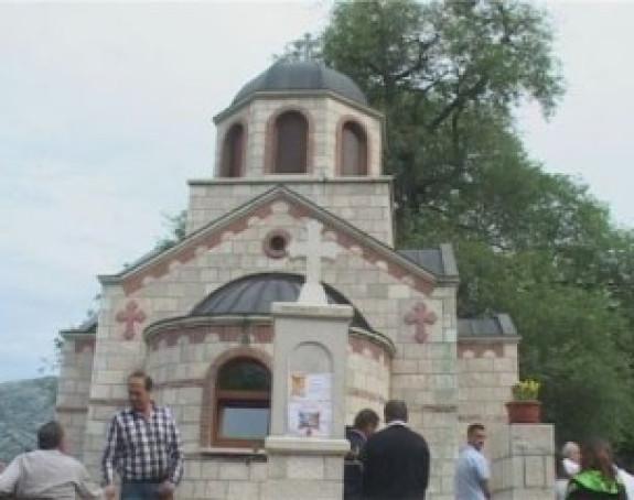 Дан Светог Васиље Острошког у Мркоњићима  (ВИДЕО)