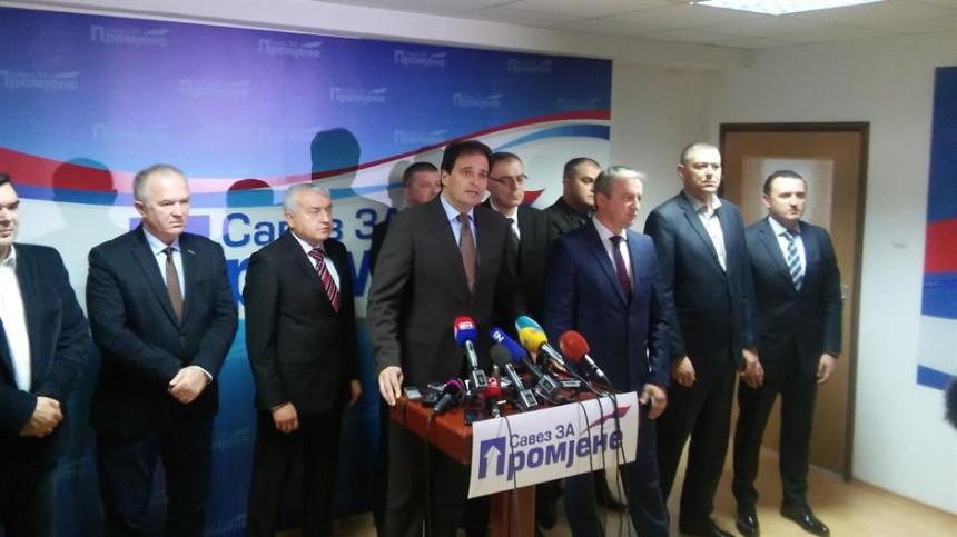 SzP prekida svaku saradnju sa Miloradom Dodikom i SNSD-om