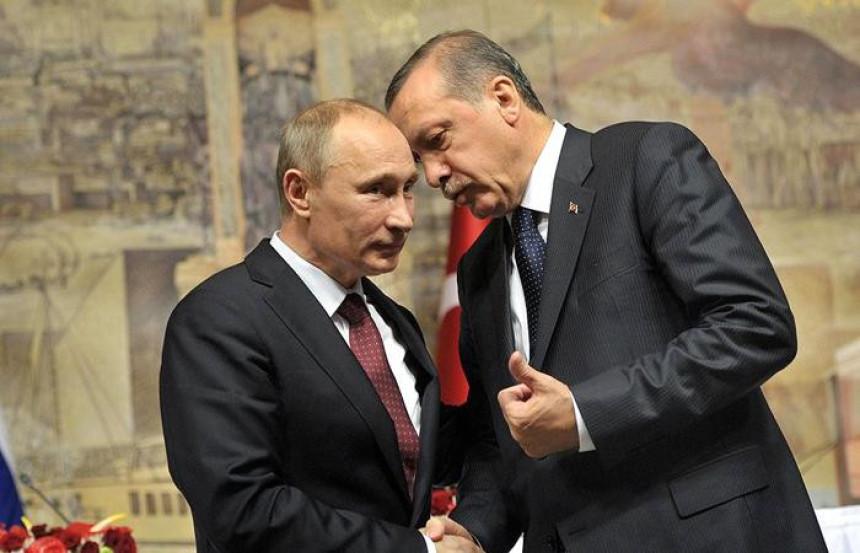Putin i Erdogan: Razgovor 4 sata