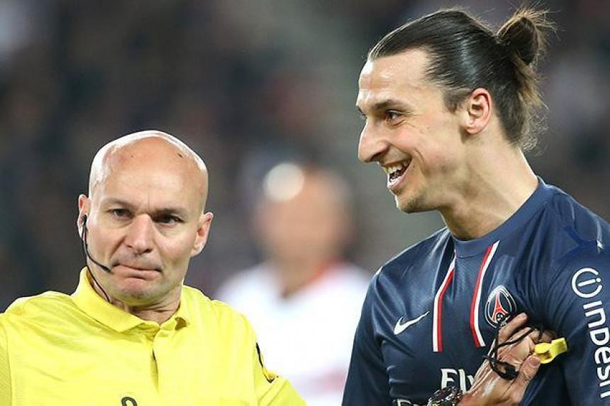 """""""Ibrahimović je lud, nadam se da samo glumi!"""""""