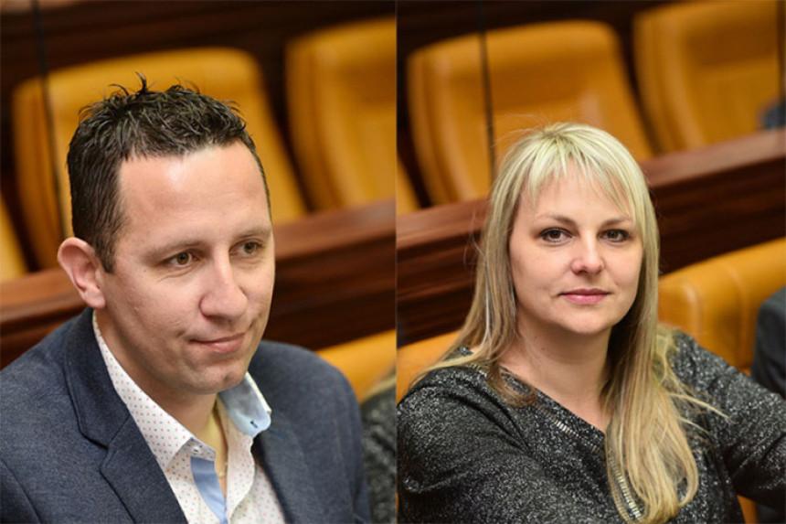Два одборника напуштају НДП