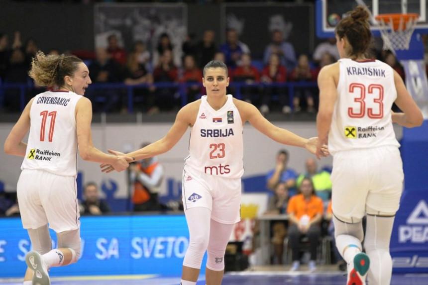 Srbija savladala Tursku 59:56