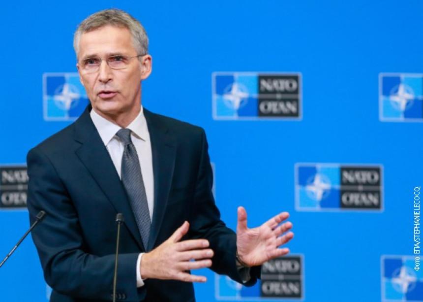 Žalim zbog odluke, NATO za dijalog