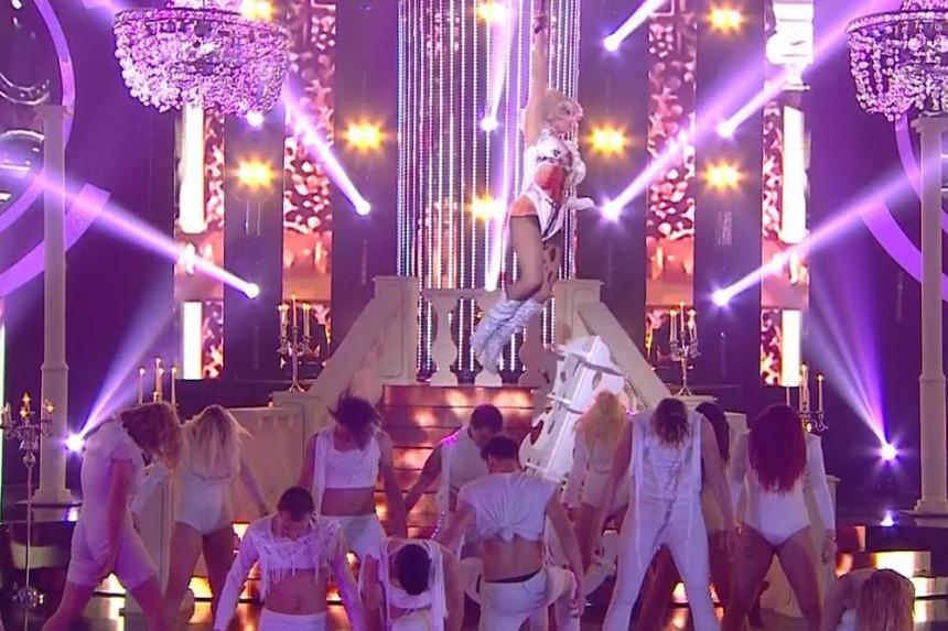 Ana Kokić kao Lejdi Gaga!