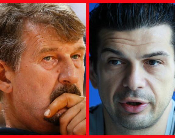 Šta se desilo na relaciji Cvetković - Škrbić? Sukob ili...?