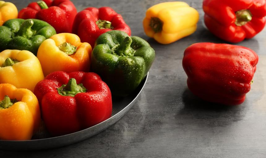 Paprika i hrana i lijek