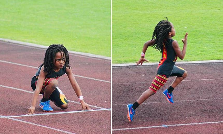 Video: Upoznajte Munju, najbržeg dječaka na svijetu!