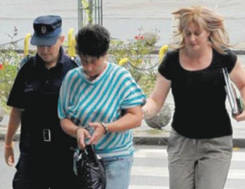 Fatalnoj ljubavnici 17 i po godina zatvora