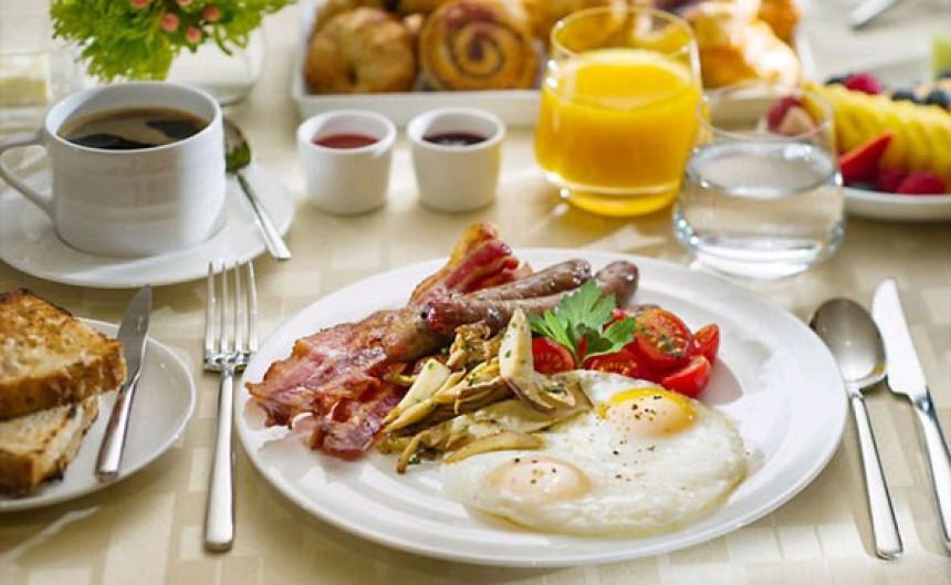 Ne preskačite doručak