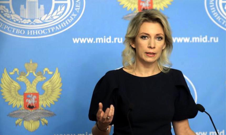 Zaharova: Moskva sprema odgovor