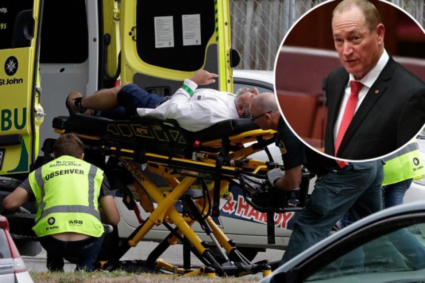 Australija: Ko je kriv za napad?