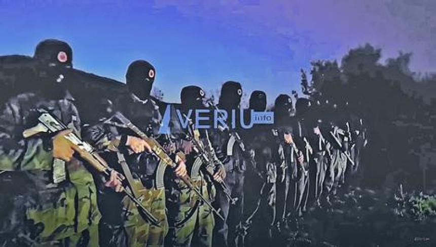 Poziv terorista na mobilizaciju boraca