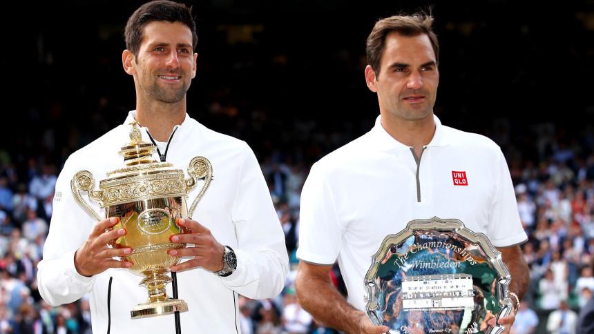 """Svetski mediji o """"klasiku"""" Đoković - Federer: TRAUMA!"""