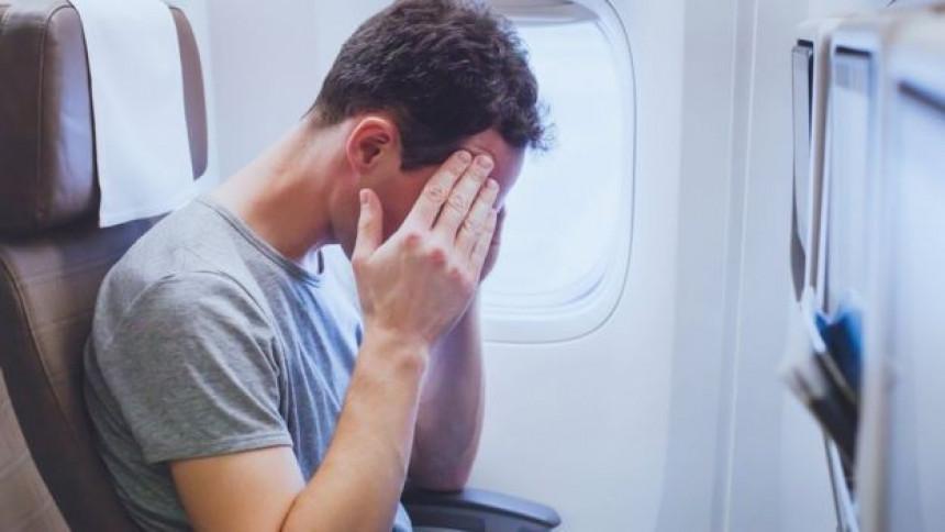 Strah od letenja je ipak izlječiv