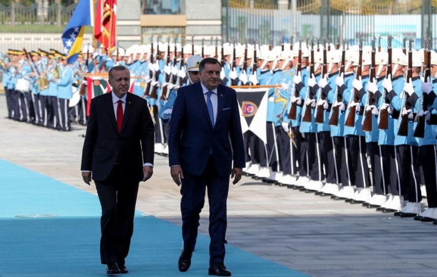 Dodik: - Erdogan je veliki lider