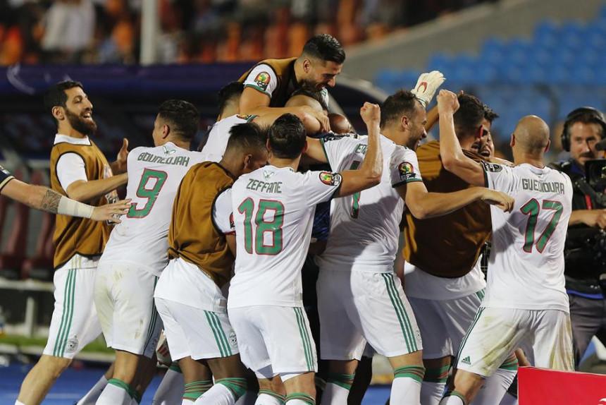 KAN: Marezova bomba odvela Alžir u finale!