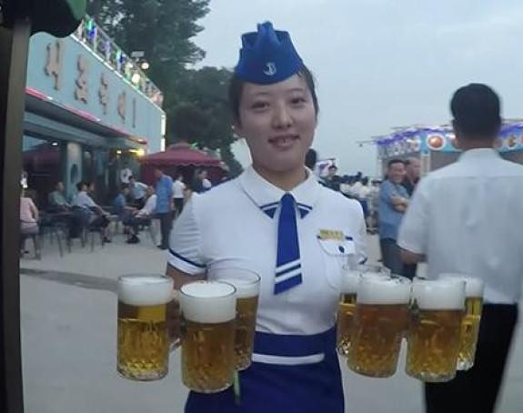 Ovako izgleda prvi Bir fest u Sjevernoj Koreji