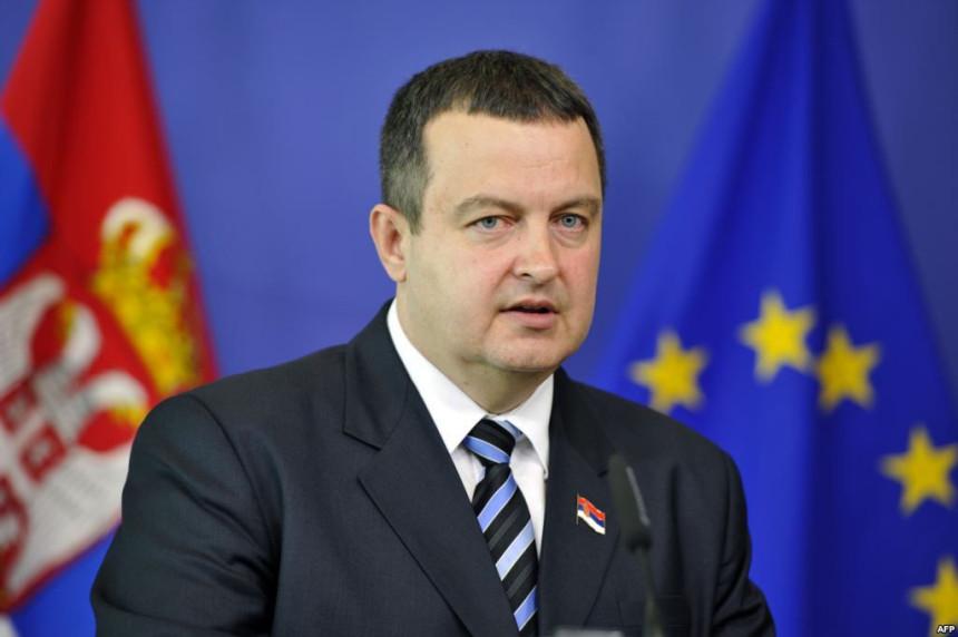 Dačić: Nestao original Dejtona